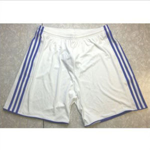 Adidas Climacool Recycled White Shorts Blue Stripe